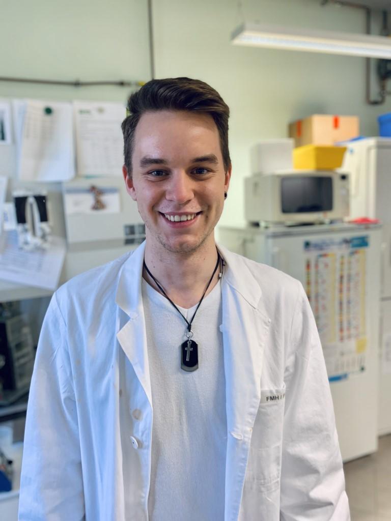 Lukas Babbick Wissenschaftspodcast